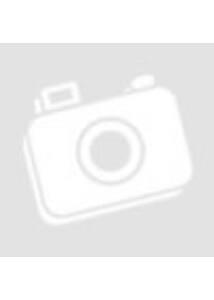 Fehér vessző szív koszorú
