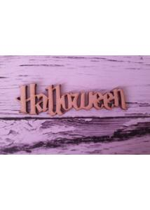 Halloween felirat